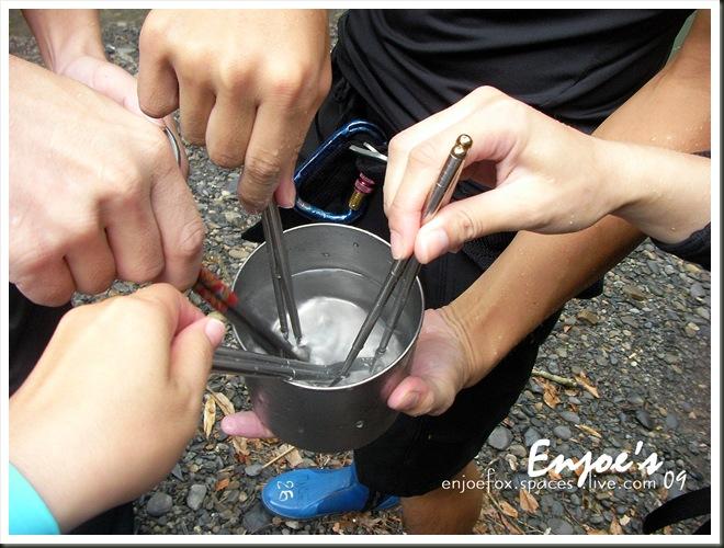 環保洗筷子